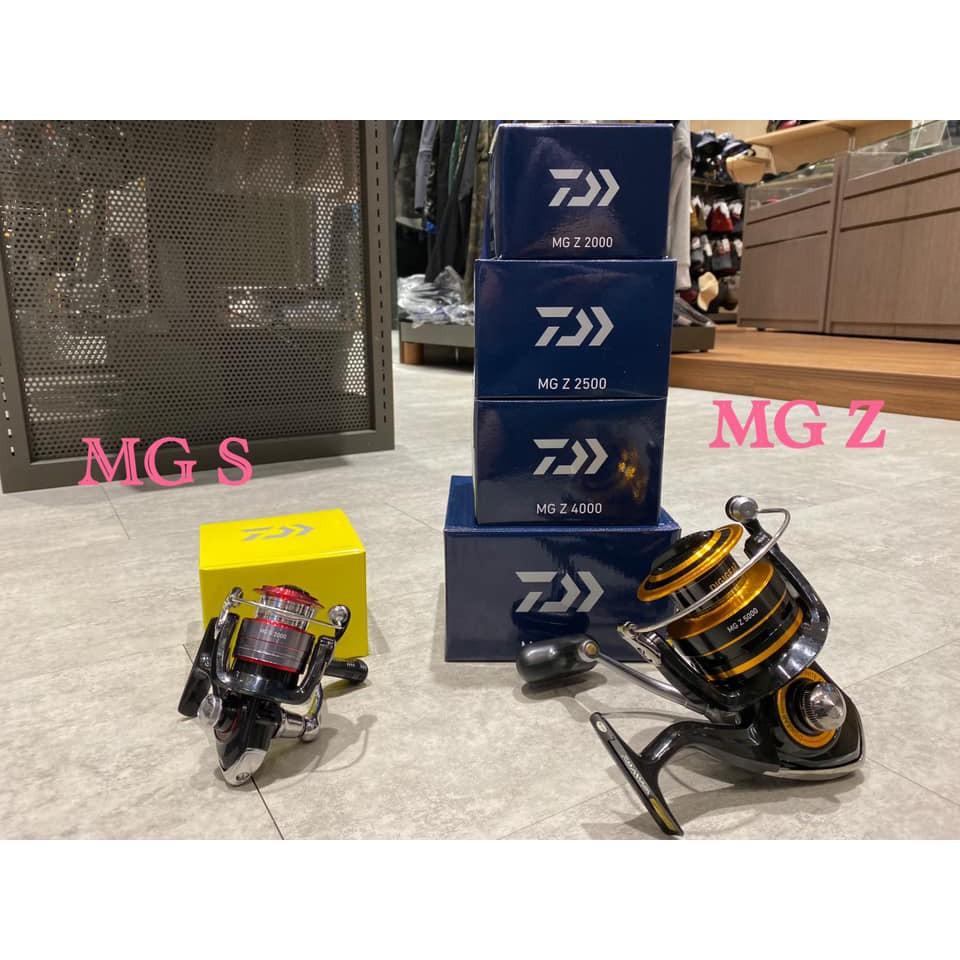 💢Daiwa MG Z / MG S 紡車式捲線器