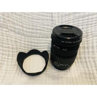 (二手)Sigma 18-200mm F3.5變焦鏡頭 單眼鏡頭 旅遊鏡頭(Canon佳能適用) 臺北市