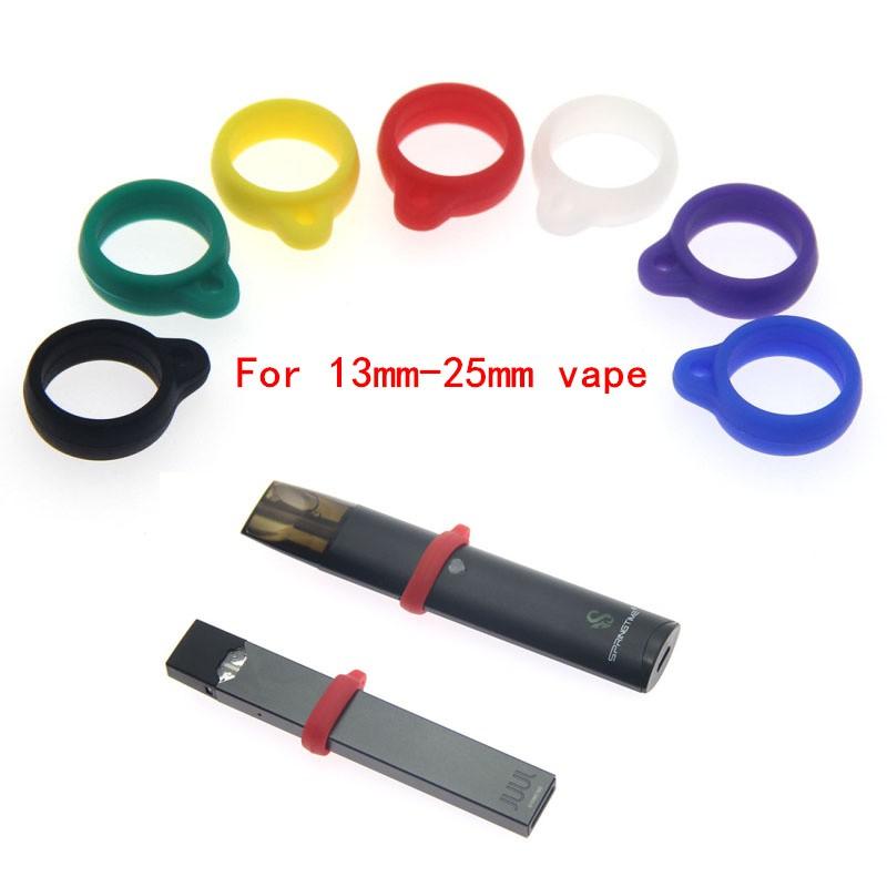 100個批發 DIY矽膠帶孔防滑圈 EVOD掛環 內徑13mm可連接掛繩防摔環 適用JUUI銳克RELX微風POD錄音機