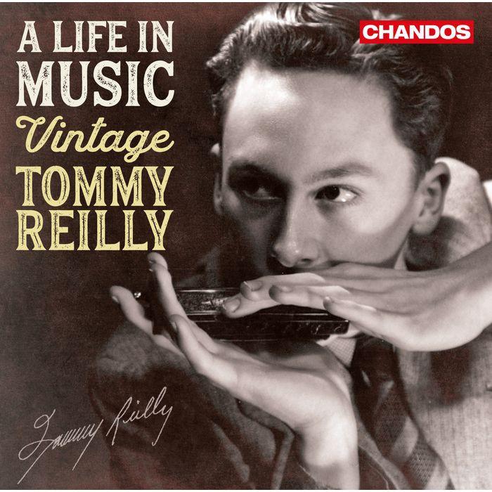 音樂人生 口琴名曲集 雷利 Life in Music Vintage Tommy Reilly CHAN20143
