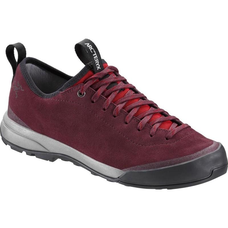 ARC'TERYX - Acrux SL Leather Approach Shoe 女 防水鞋 GTX 25.5