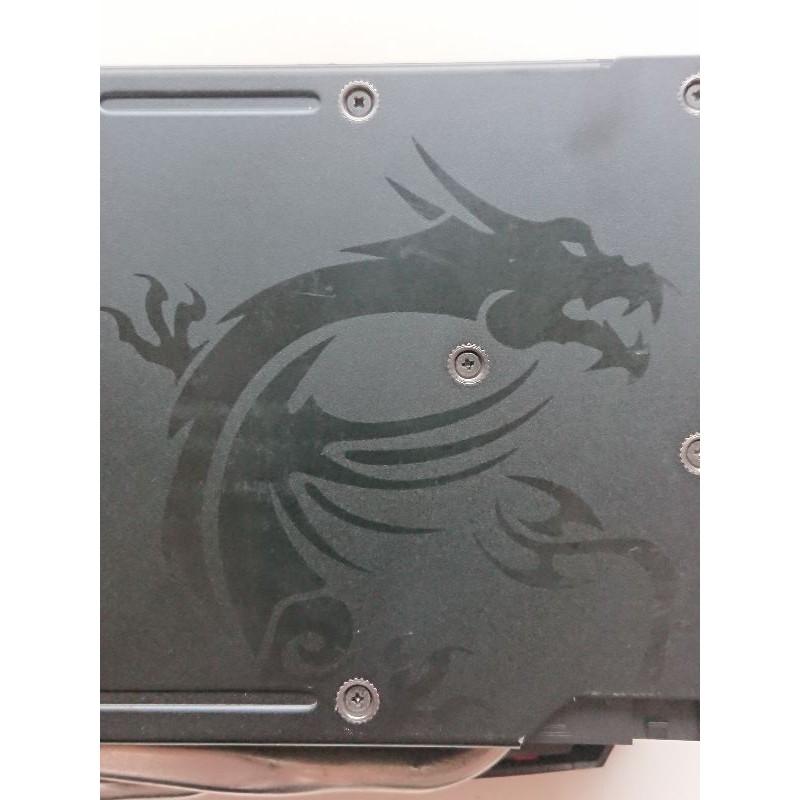 MSI 微星紅龍 RX480 4GB