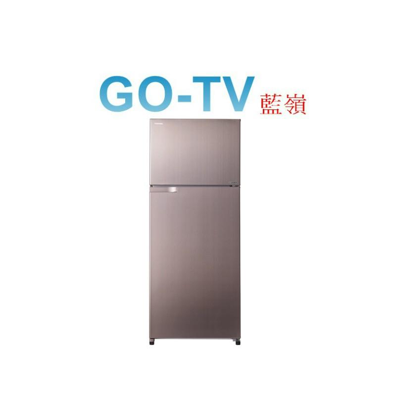 [GO-TV] TOSHIBA 東芝 510公升變頻雙門冰箱(GR-A55TBZ) 台北地區免費運送+基本安裝