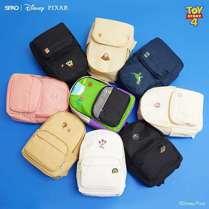 【KT USA】SPAO聯名款後背包 聯名後背包 SPAO x 玩具總動員 後背包  多款顏色
