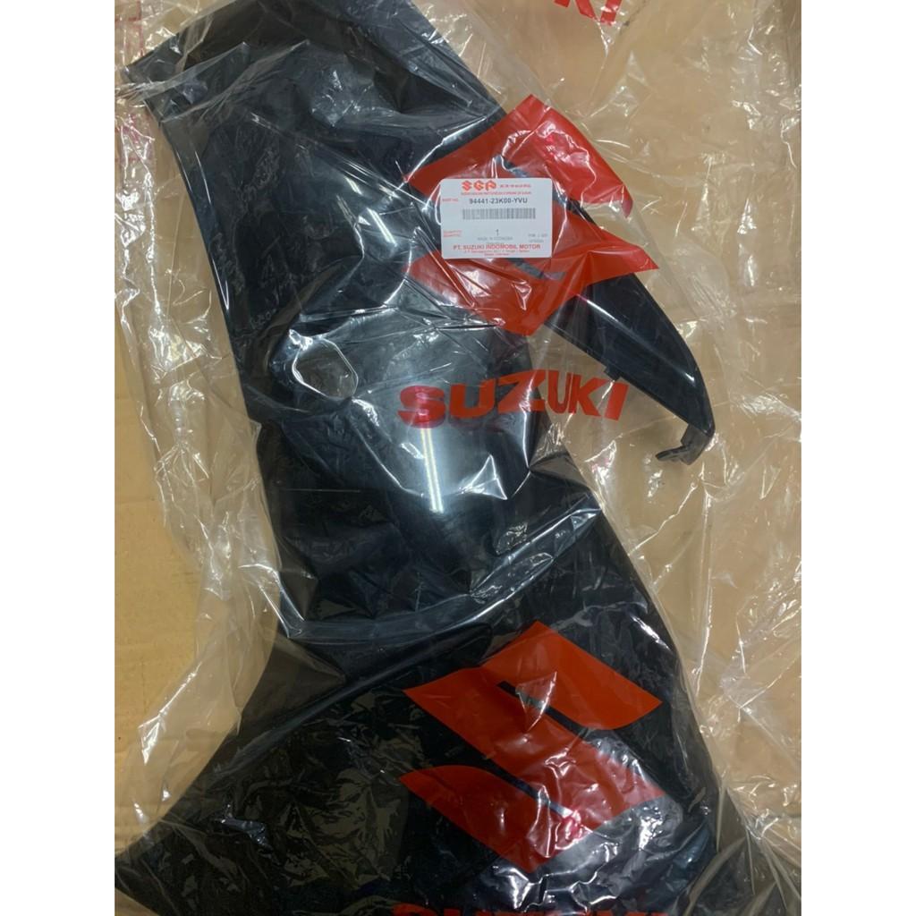 GSX R150 亮黑色 導流罩 整流罩 車殼 側殼 94441 94431-23K00-YVU
