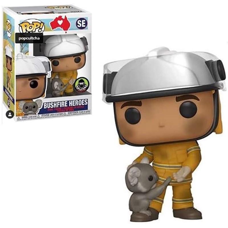《翔爸玩具》FUNKO POP(正版現貨)澳洲消防英雄