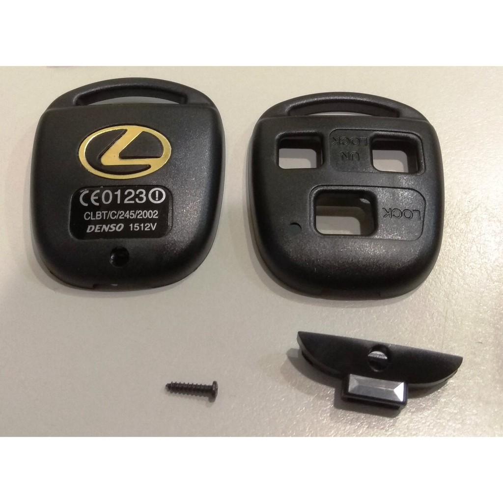 LEXUS鑰匙 鑰匙殼 遙控器 外殼IS200 GS300 ES300 RX300 RX330 ES300 TOYOTA