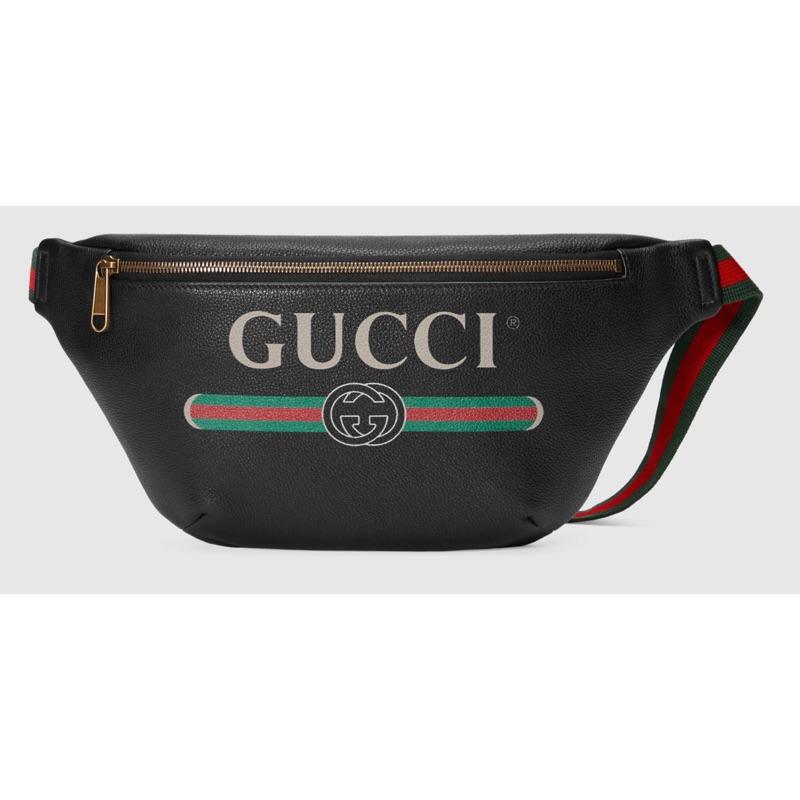 50c18b8ed 2018 全新代購Gucci 古馳Dapper Dan belt bag 536416   蝦皮購物