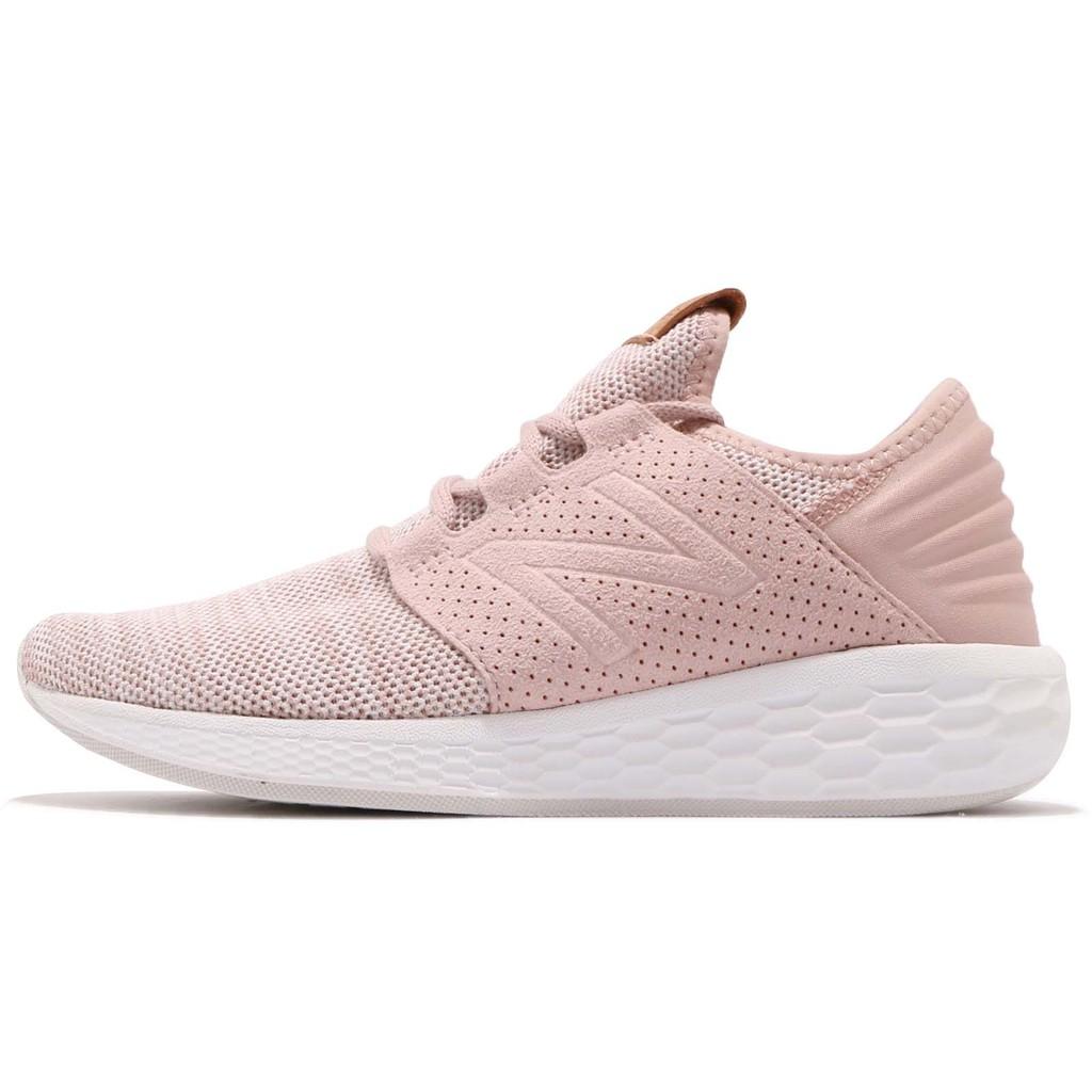 New Balance 慢跑鞋 Future Sport 系列 粉紅 白 運動鞋【ACS】 WCRUZKC2B