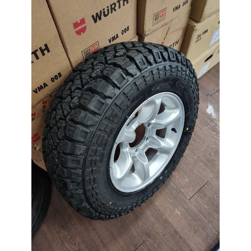 4條輪胎一組 建大輪胎_jimny_得利卡_Spacegear_4WD(215)(225)(235)15吋AT胎RT胎