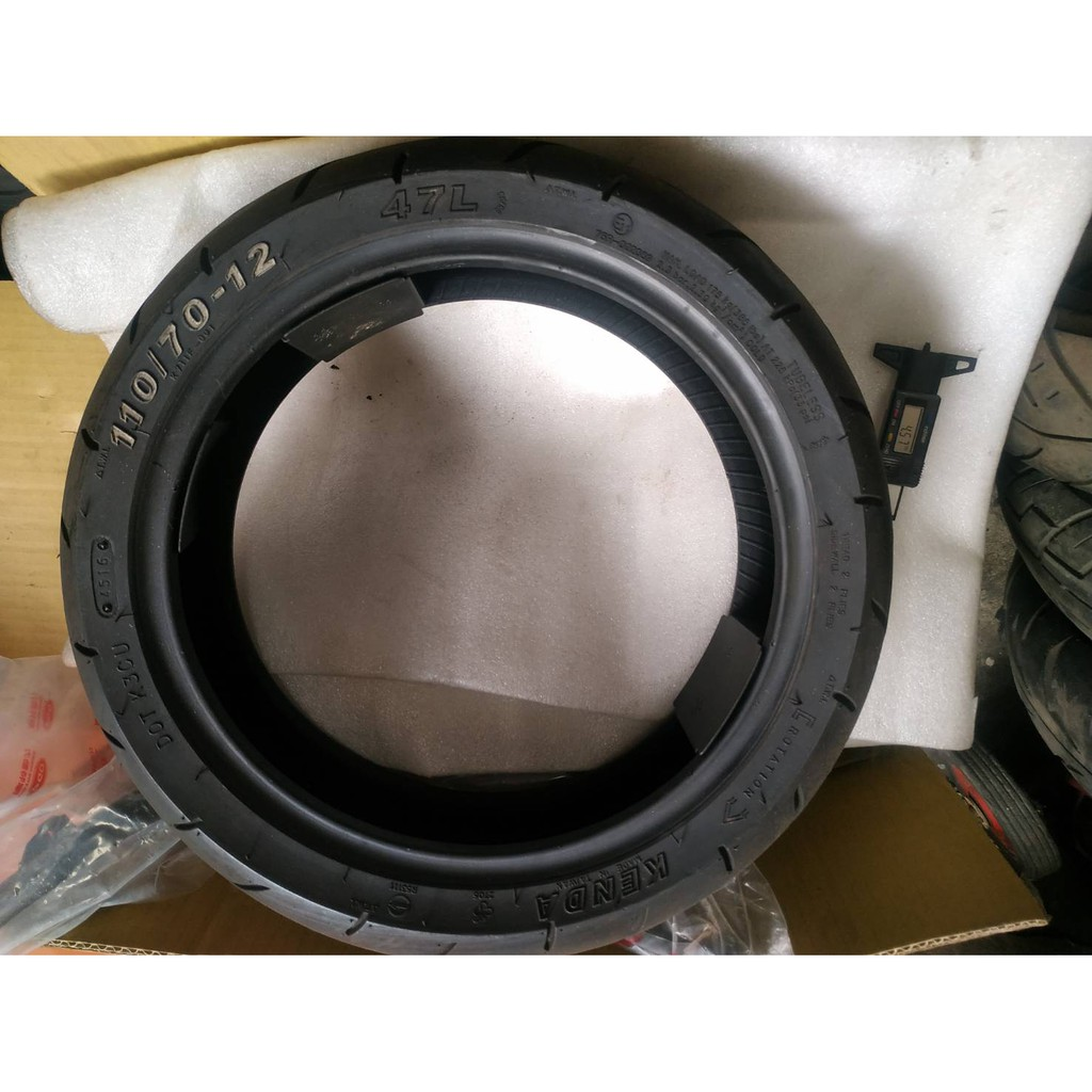 建大輪胎 KENDA 110/70-12