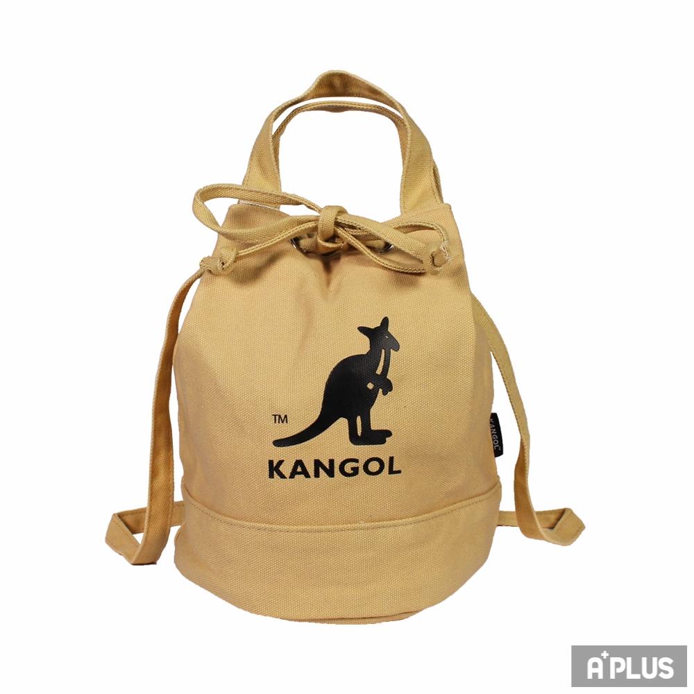 KANGOL 水桶包(黃色) - 6925300730