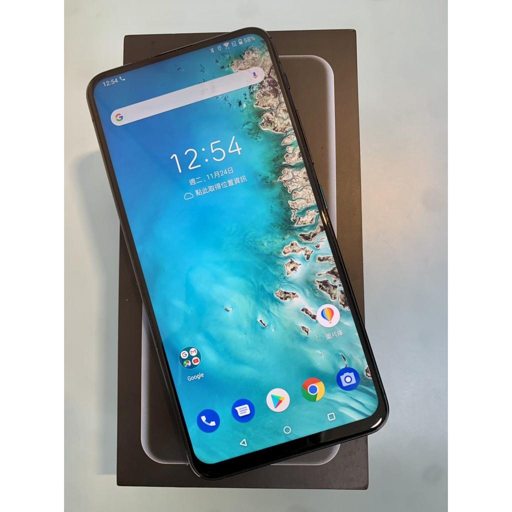 ASUS ZenFone6 8G/512G 6.4吋 黑 #二手機 #保固中 #錦州店 74621