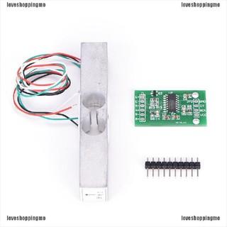 LOVE數字稱重傳感器重量傳感器1Kg電子秤+ Hx711稱重傳感器
