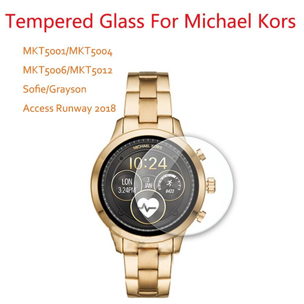 Michael Kors Mkt5001 Mkt5004 Mkt5006 Mkt5012 鋼化玻璃膜保護膜, 適用於 S