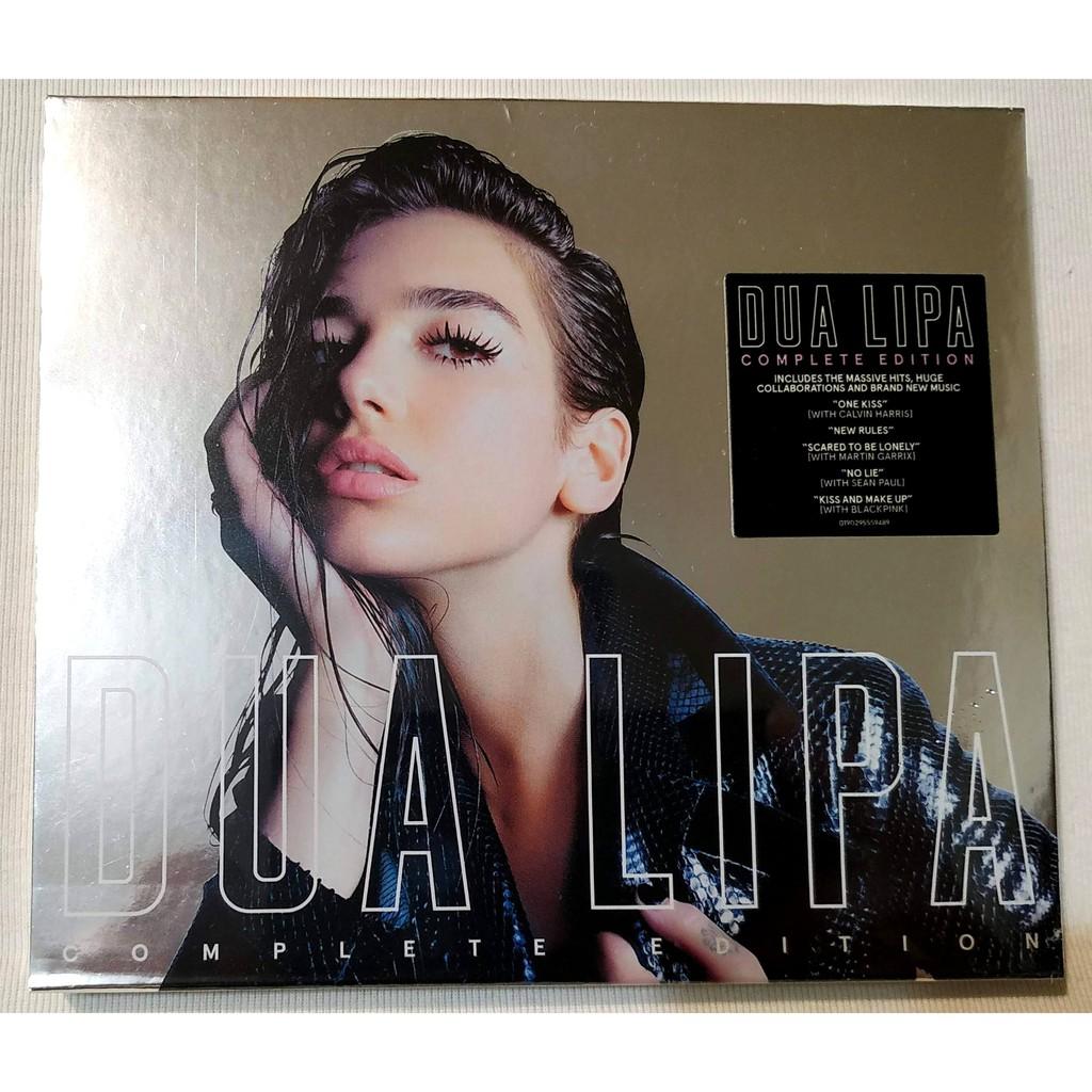 全新未拆(2CD) 杜娃黎波Dua Lipa / Dua Lipa 首張同名專輯終極慶功盤 歐洲進口盤