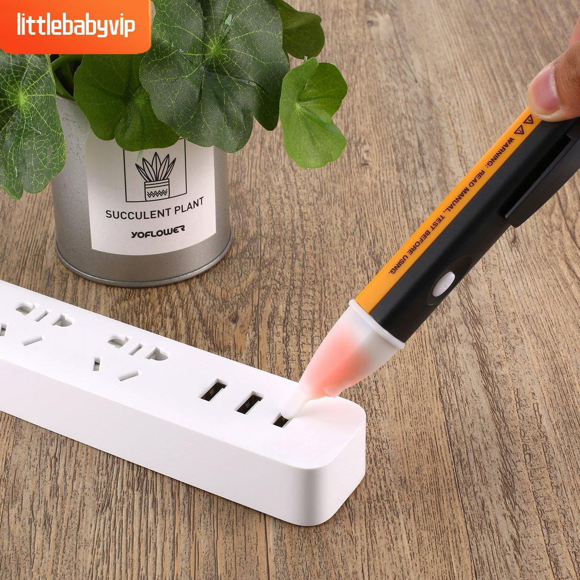 安全數字插座牆壁電源插座測量電壓儀表 小寶五金