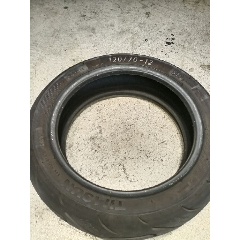 騰森 TIMSUN TS660 12吋 高抓胎 ~二手胎 請先詢問還有無貨物