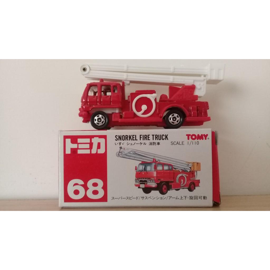 TOMICA 68 絕版 紅標