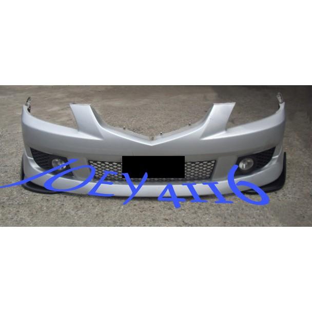 MAZDA PREMACY  B版定風翼下巴套件- ABS材質