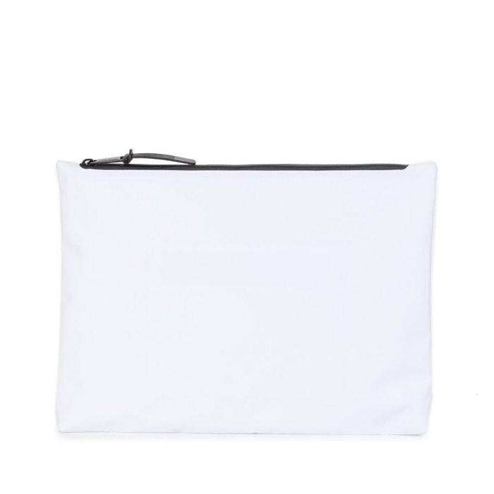 HERSCHEL FOLIO XL / WHITE 買貴退差價 化妝包 手拿包【 GIANT MALL 】