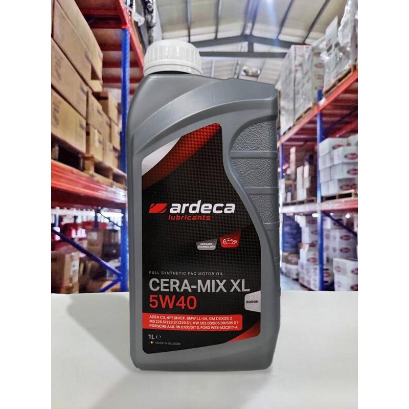 『油工廠』ARDECA CREA-MIX XL 5W40 全合成氮化硼 C3 LL04 229.51 A40