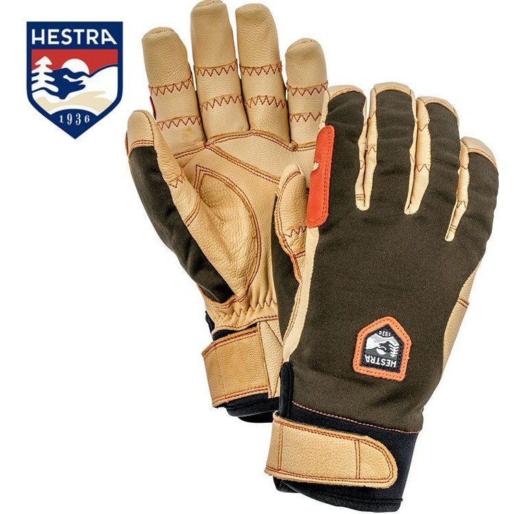 Hestra 防風保暖手套 Ergo Grip Active Windstopper 32950