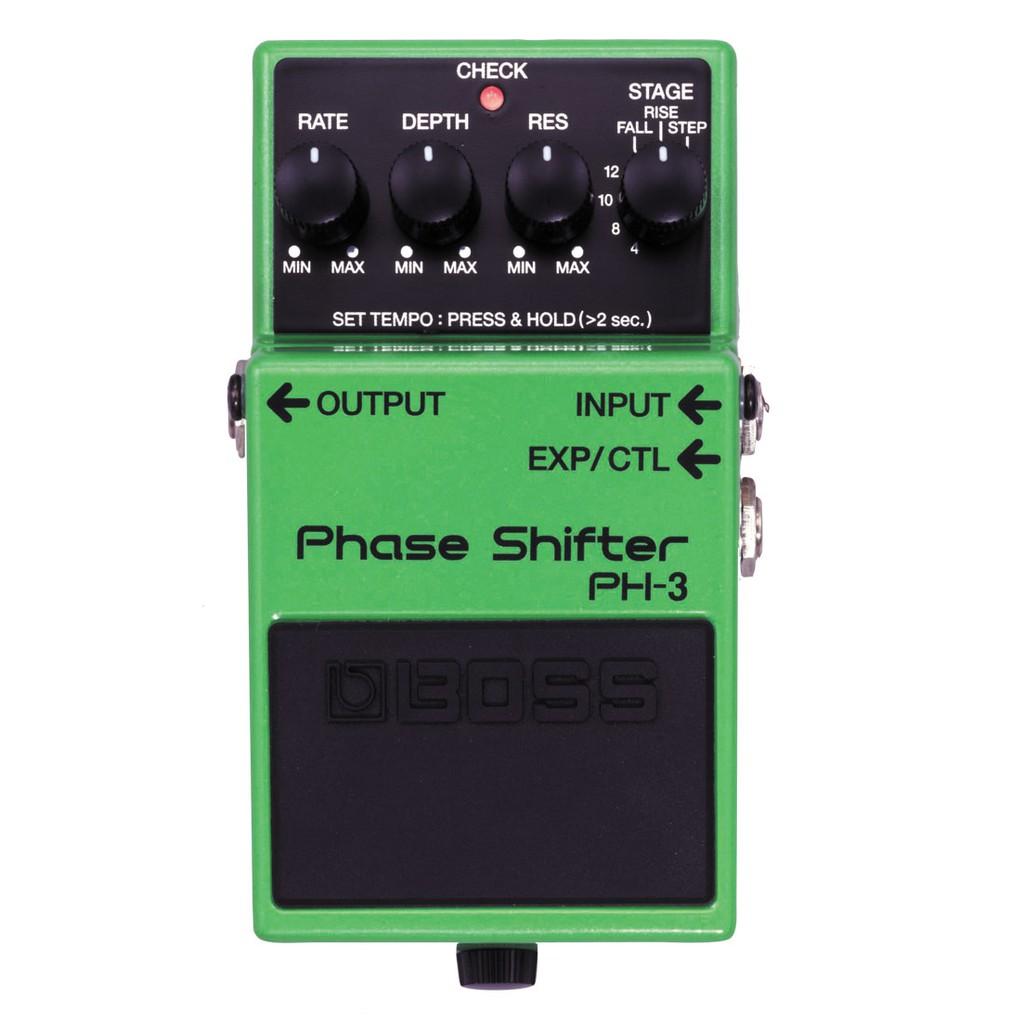 BOSS PH-3 Phase Shifter 移相效果器 【PH3/電吉他單顆效果器】【宛伶樂器】