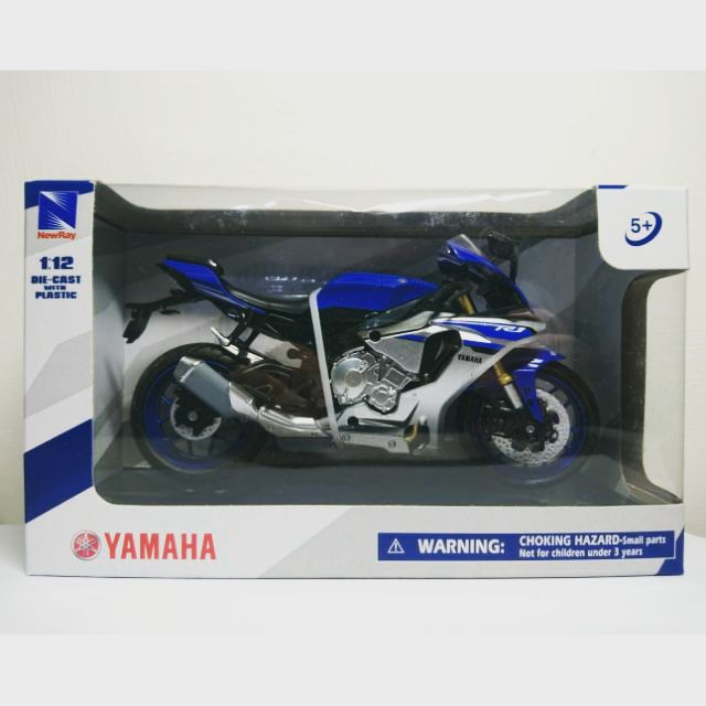 Newray YZF-R1 Yamaha R1 1:12 模型