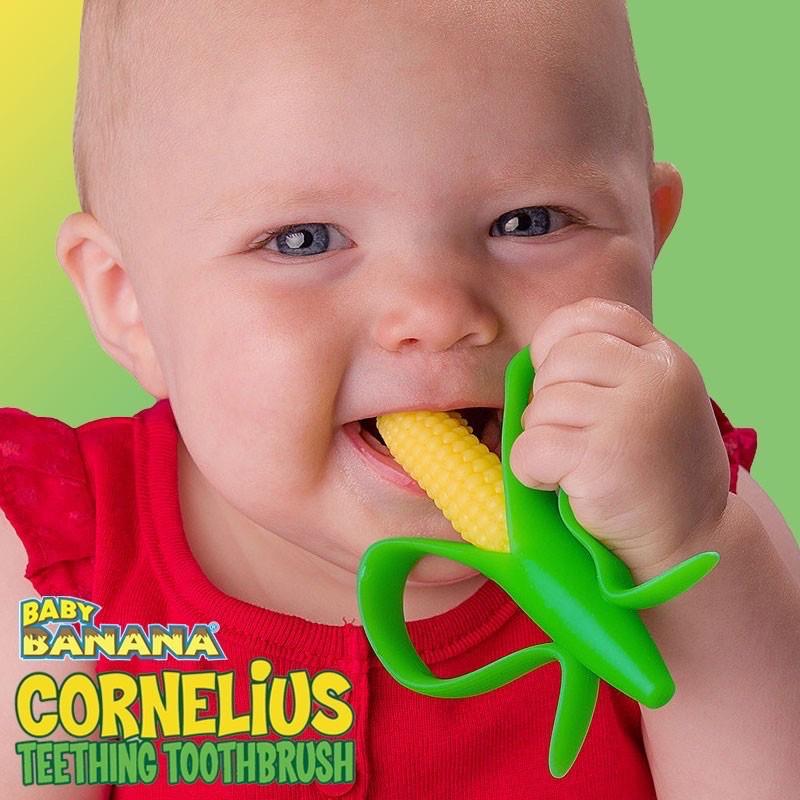 baby banana玉米造型固齒器(0m+)