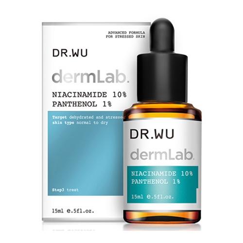 DR.WU 10%菸鹼醯胺B5舒緩精華(15ml)【小三美日】D925487