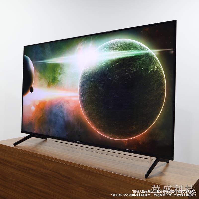 【電視賣場】全新LED液晶電視  4K HDR智慧連網液晶顯示器 IPHONE鏡射Sony/索尼 XR-65X90J 6