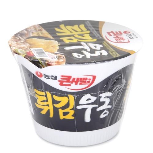 [韓國直送][農心] 天婦羅 烏龍麵 大份量 111g
