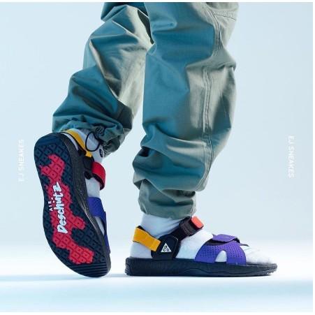 現貨 NIKE ACG DESCHUTZ SANDAL 涼鞋 拖鞋 機能 戶外 黑 卡其 藍 紅 黃
