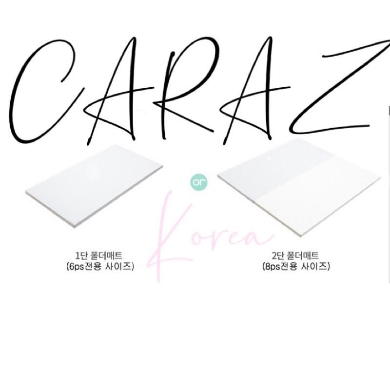 韓國直送 CARAZ地墊//迷你地墊 雙摺地墊 免實名無關稅