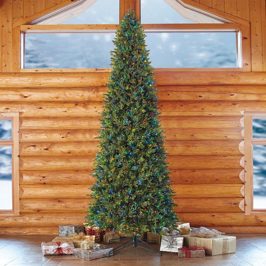 【⭐Costco 好事多 代購⭐】15 呎 LED 聖誕樹 聖誕節 聖誕 裝飾 布置 禮物 擺設 耶誕節 耶誕樹 免運