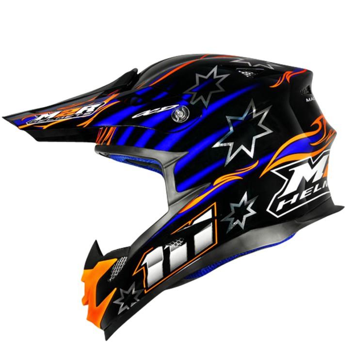 <安全回家> 安全帽 M2R X4 #8頂級越野帽