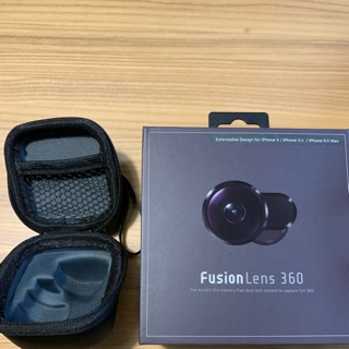 low priced ff957 9e4d6 Fusion Lens 2.0 廣角鏡頭 適用iPhone X/XS/XS Max