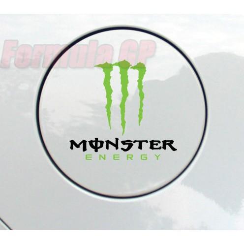[Foumula GP] Monster 鬼爪 油箱蓋貼 車貼 機車貼 車身貼 安全帽貼 頭盔貼 貼紙
