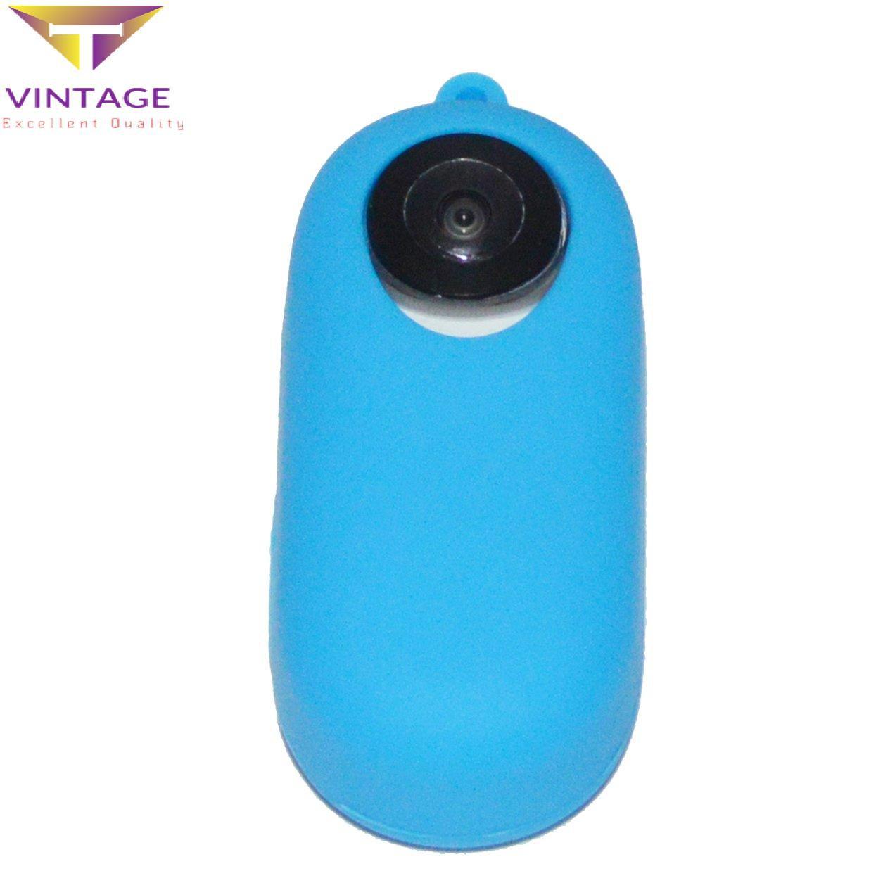 淺藍色Insta360 GO拇指防抖相機矽膠套