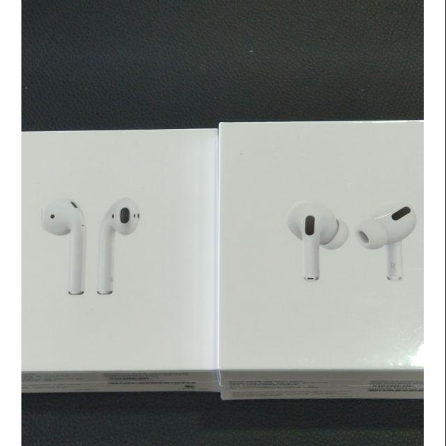 全新未拆airpod2 airpod pro apple無線耳機