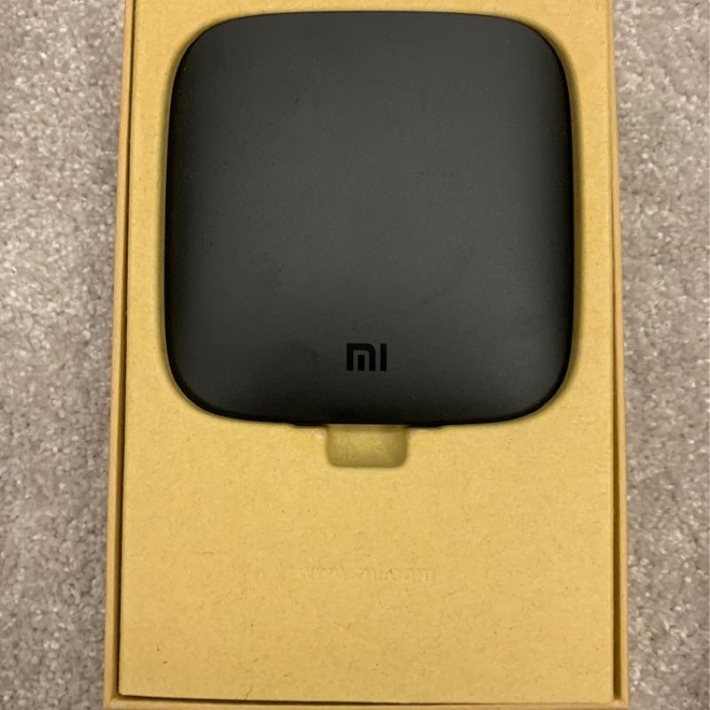 小米盒子 mdz-09-ak 黑色