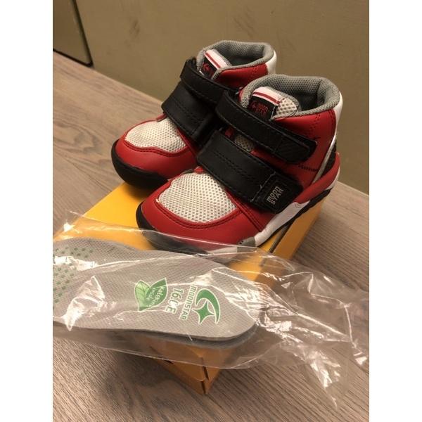二手/MOONSTAR 高筒矯正機能鞋