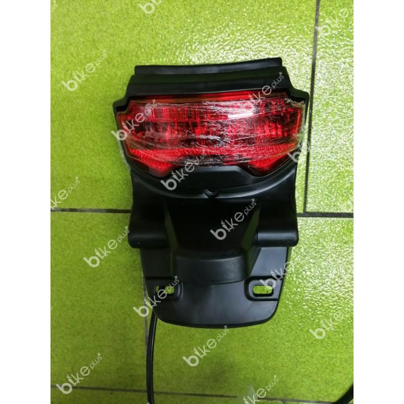電動車極酷尾燈 lampu belakang sepeda sayur cool ebike rear light
