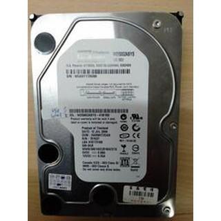 二手 3.5吋 WD(黑標) SATA 桌機硬碟 500G -保固1個月 新北市