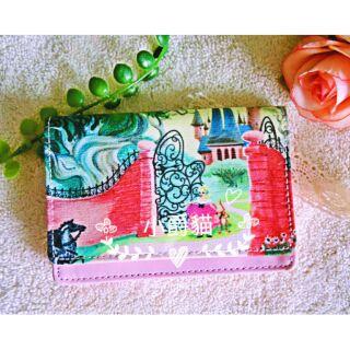 夢幻 ✨ 迪士尼 公主系列 睡美人 奧蘿菈 隨身攜帶 證件夾 卡片夾 票卡夾 悠遊卡 零錢包 名片 收納 小爵貓 嘉義縣