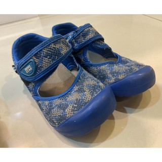 moonSTAR Carrot運動機能鞋/ 中童款藍 新北市