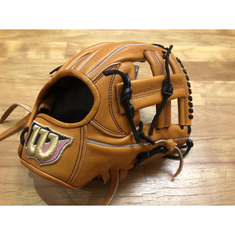 [黑瑞賣手套] Wilson Staff WTAHWEDKT 硬式 內野 棒球手套 壘球手套