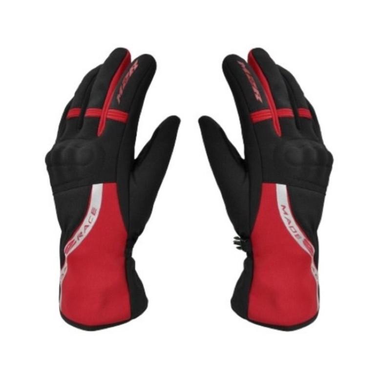 M2R G19 黑紅 潛水布 手套 防水 透氣 防風 防寒 保暖鎖溫 觸控 隱藏式護塊 手套