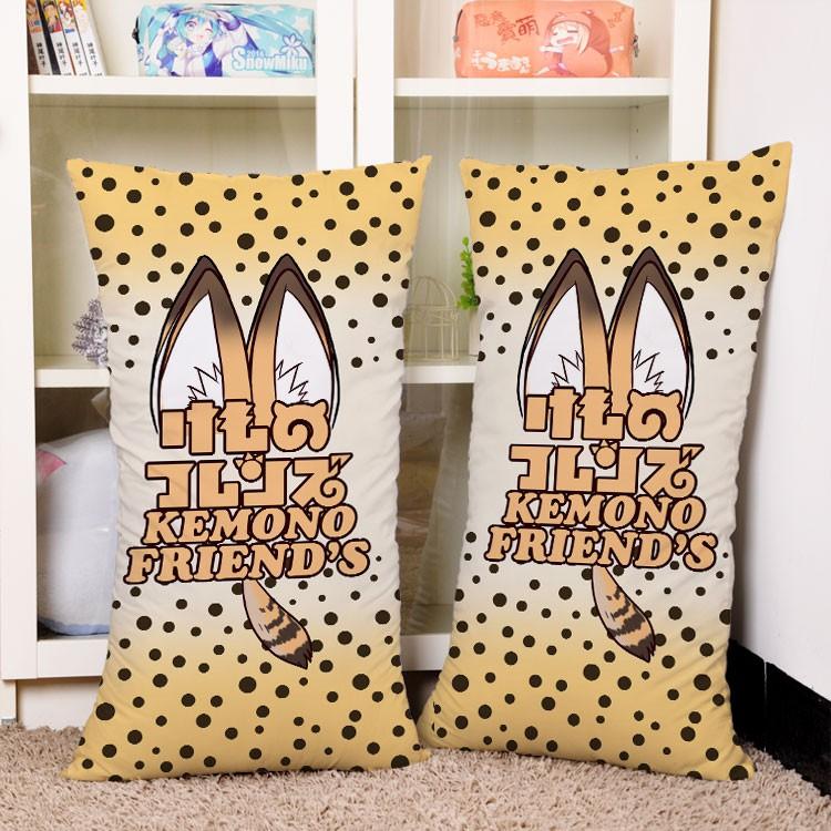 獸娘動物園 藪貓 動漫二次元睡枕 抱枕 沙發靠枕坐墊周邊